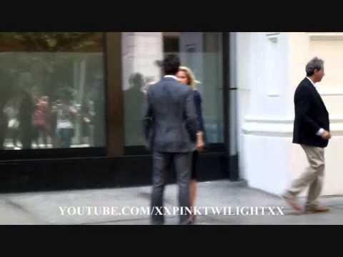 White Collar Season 6 - Neal Caffrey gets Slapped! (Behind the Scenes Film Set with Matt Bomer)