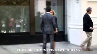 White Collar Season 6 - Neal Caffrey gets Slapped! (Behind the Scenes Film Set with Matt Bomer)