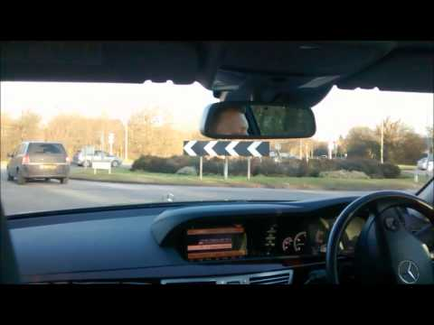 Mercedes-Benz W221 S320 CDI - for sale