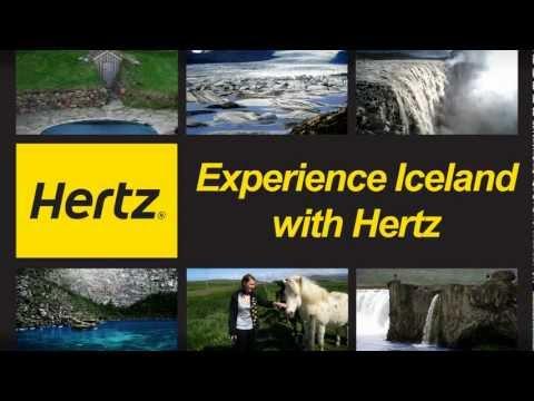 New Hertz in Iceland