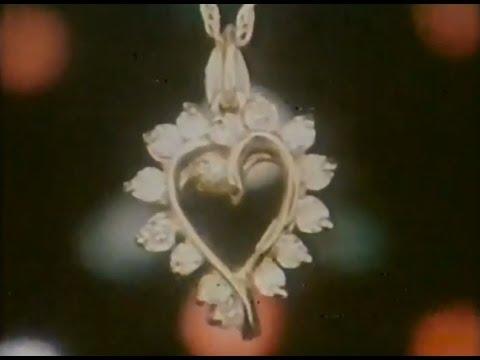 Zales Christmas Diamonds Commercial (1979)