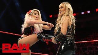 Natalya vs. Alexa Bliss: Raw, Sept. 3, 2018