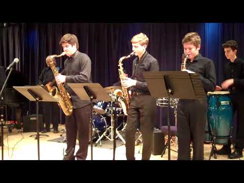 NMS Latin Jazz Recital January 2018