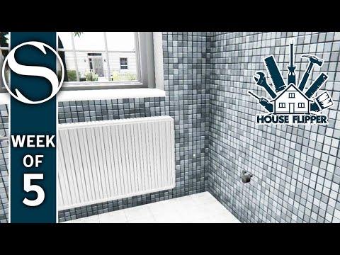 #5 Bathroom Building - House Flipper - House Flipper Gameplay