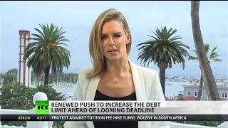 Republicans refusal to raise the debt ceiling 'ridiculous' – Treasury Secretary