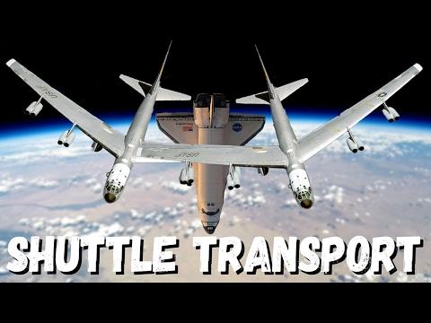 When NASA Wanted a Dual Fuselage Shuttle Carrier