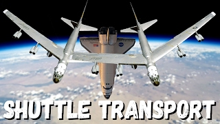 When NASA Wanted a Dual Fuselage Shuttle Carrier