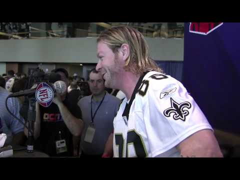 Jeremy Shockey Burns Tiki Barber