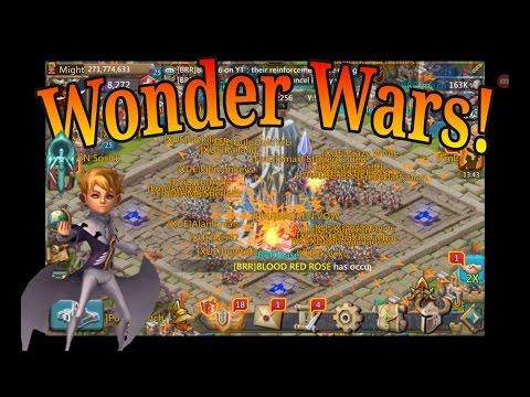 Lords Mobile K2 Wonder Wars