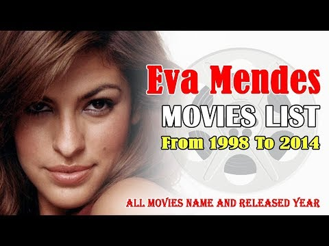 Eva Mendes Movies: List of Eva Mendes All Movies and TV Shows