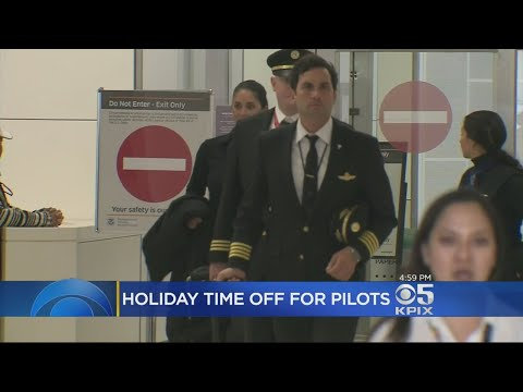 Scheduling Error Allows American Airlines Pilots To Schedule Vacations That Jeopardize Holiday Fligh