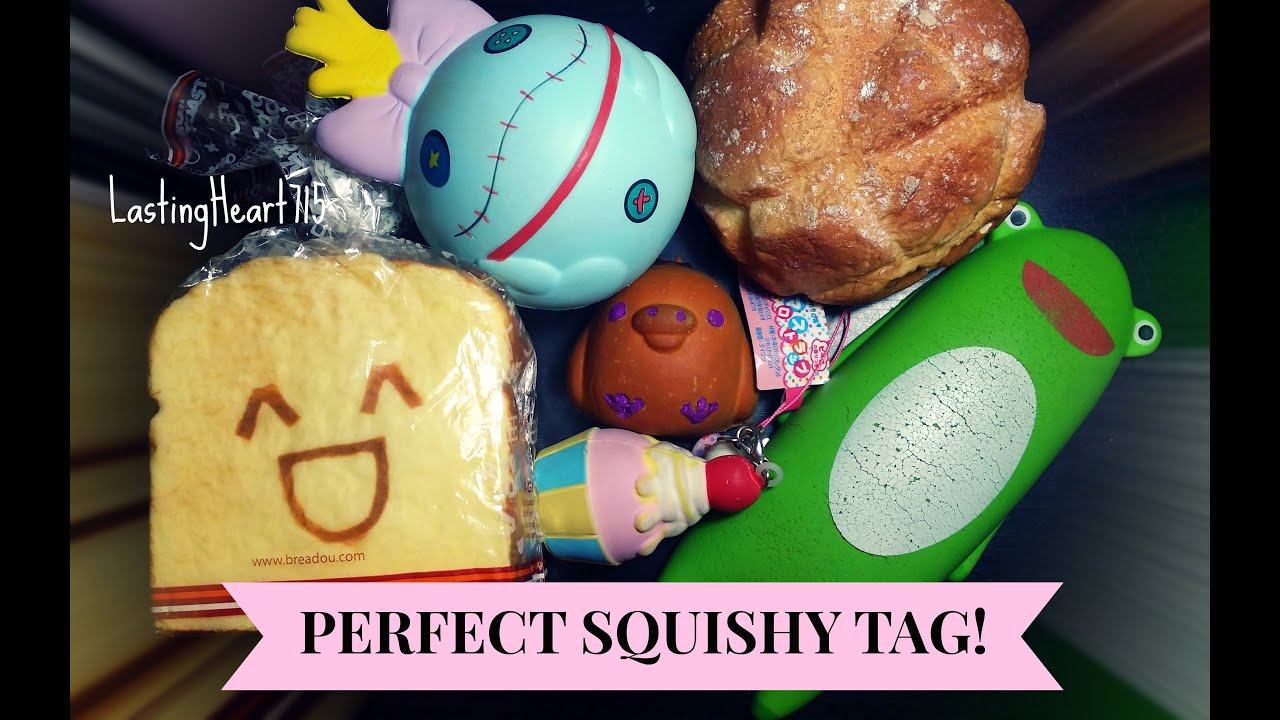 Perfect Squishy Tag!(??? )/ - YouTube