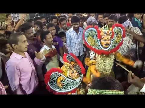 berhampur Tiger dance