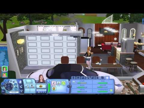 The Sims 3 : I need your love # 2 สวัสดีเราทีน่า [KNcrazy]