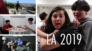 My Trip To LA! (w/ Elle Mills and Friends)