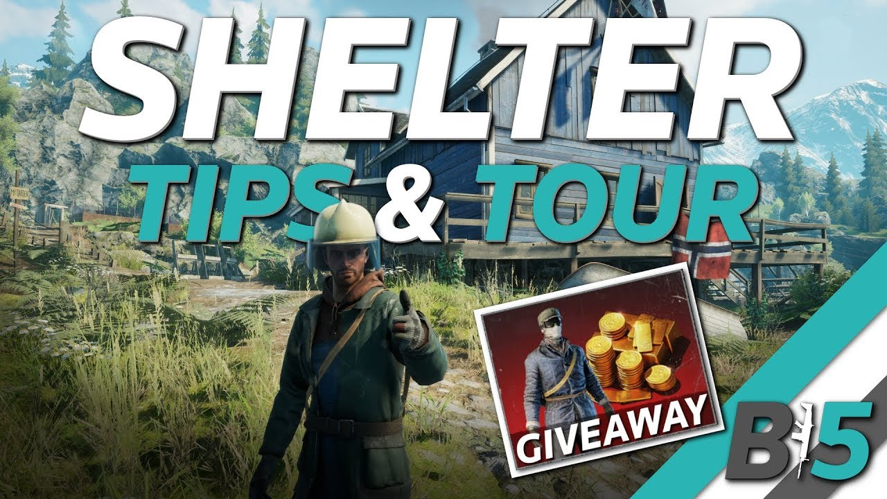 VIGOR | SHELTER TIPS & TOUR | Outlander Pack Giveaway