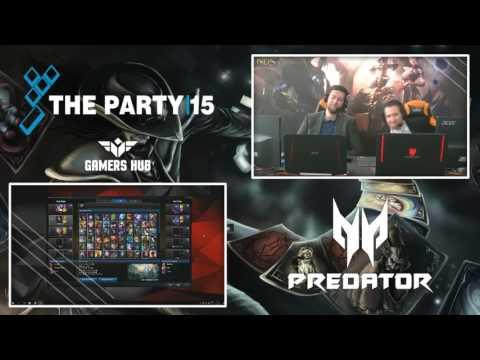 The Party 15 | LoL | Grand Finals | Echo Zulu vs ECV Esports (2/4)