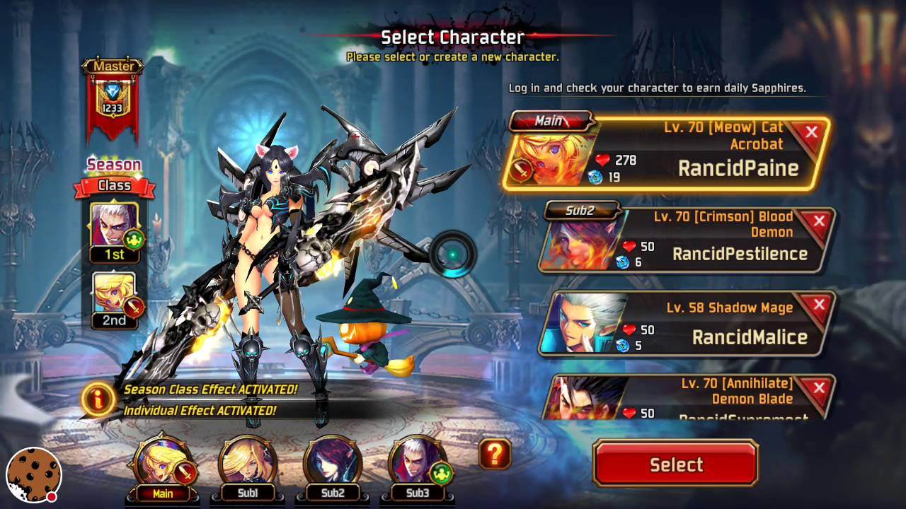 Kritika: White Knights  Live Stream Pt 2  Update Knightmare And Mao  Pets  Time