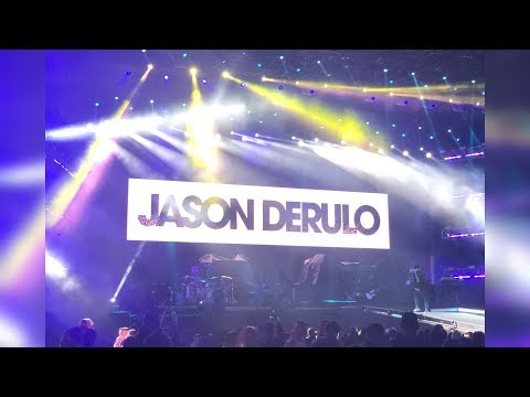 Jason Derulo & Enrique Iglesias in Riyadh🎶 Mp3
