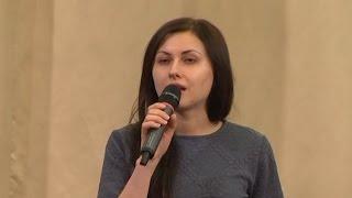 Я дякую мій Бог за очі - вірш, Крижанівська Ольга