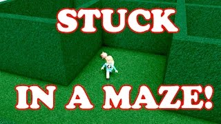 Roblox / STUCK IN THIS MAZE!! / Epic Mini Games / GamingwithPawesomeTV