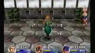 Evolution Worlds Boss Battle: Eugene#1