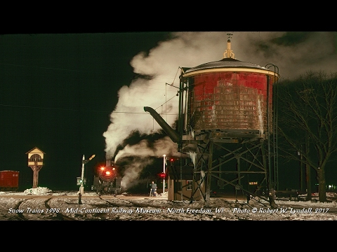 Saginaw Timber #2 + C&NW #1385 - Snow Trains 1998