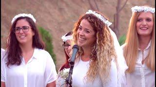 Dámaris anuncia su boda a ritmo de chirigota - Casados a Primera Vista