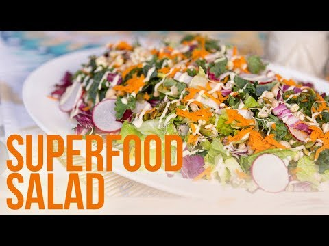 How to Make: Superfood Salad | Cooking With Joy | CBC Life