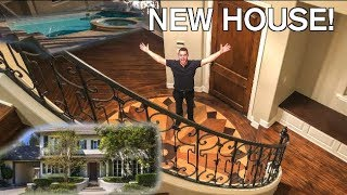 VEHICLE VIRGINS NEW HOUSE TOUR!!! *So Excited*