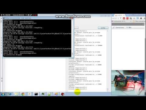 MarquetNet : Redes de ESP8266 usando Nodejs, LUA y Mysql  En