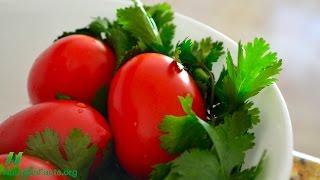 Best Foods for Lead Poisoning- Chlorella, Cilantro, Tomatoes, Moringa?