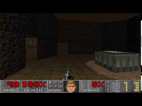 Doom II Hell on Earth Map01 Pacifist in 5s by Panter