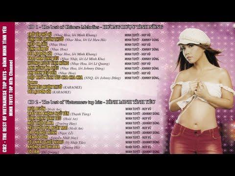 Minh Tuyet Top Hits - The Best of Vietnamese top hits - BÌNH MINH TÌNH YÊU - MINH TUYẾT, HUY VỦ