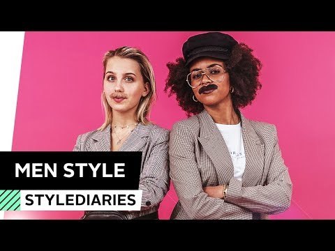 Men Style mit Ema Louise & Aminata | STYLEDIARIES – powered by OTTO
