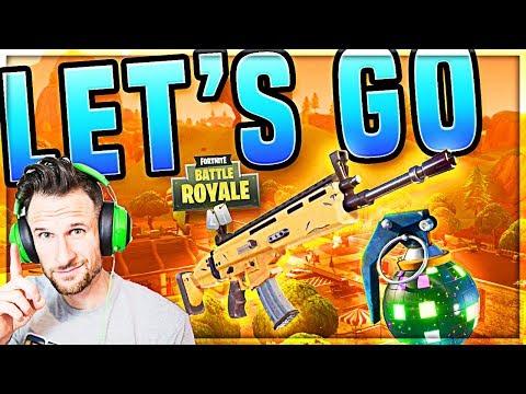 Let's Go!! 1100+ Kills - Fortnite: Battle Royale! - YouTube