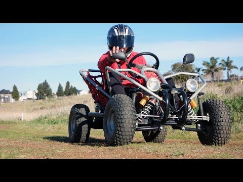 Helmetkarts Australia - Custom build your Go kart or Buggy