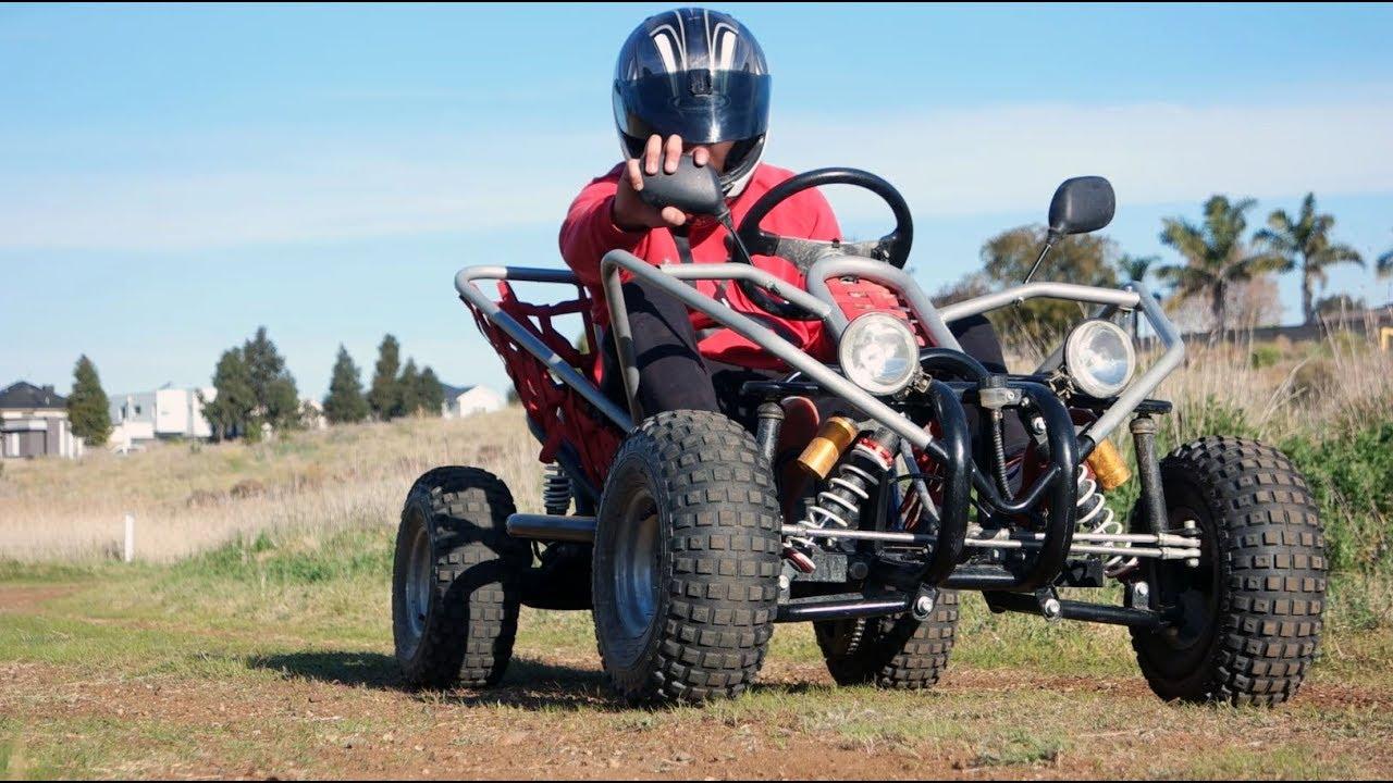 Helmetkarts Australia - Custom build your Go kart or Buggy