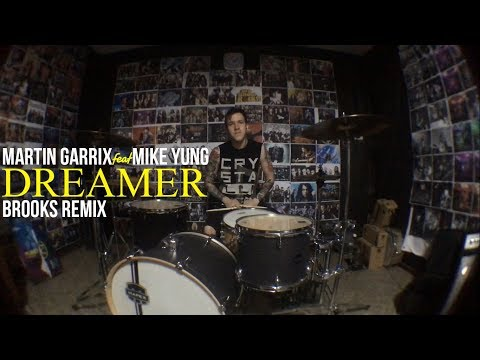 Martin Garrix Feat. Mike Yung - Dreamer (Brooks Remix) - Drum Cover