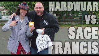 Nardwuar vs. Sage Francis