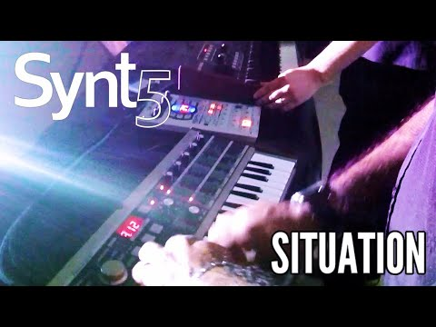 Yazoo - Situation (Live synth cover)