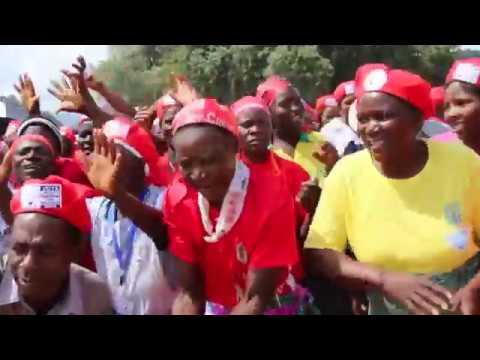 MDC Alliance  rally - Kondo, Chipinge thumbnail