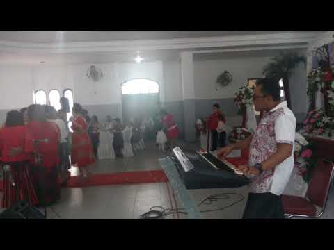 joy tobing Falling in love Live di wisma sriwijaya