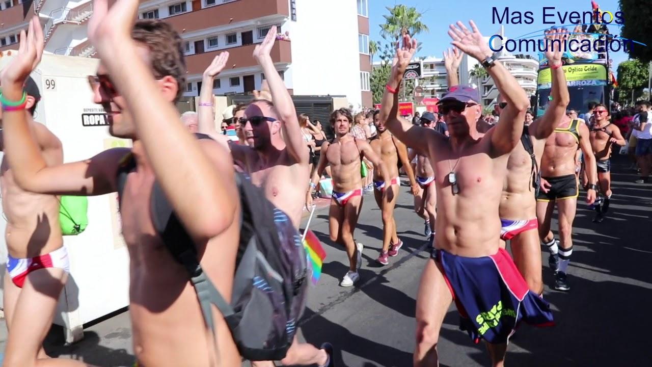 Gay pride maspalomas 2008