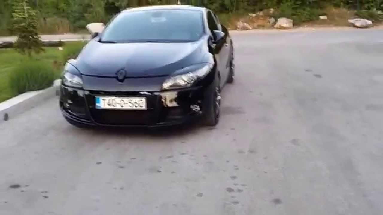 Renault Megane 3 Coupe Tuning Youtube