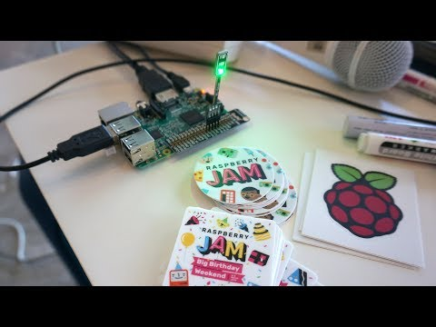 Cebu Raspberry Jam: Raspberry Pi Birthday Weekend 2019