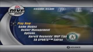 Let's Show Off MVP Baseball 2003