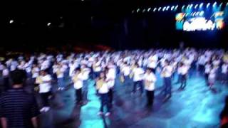rock the era 2010 sgi usa central terrority elementary division fan dance 8 000 youths