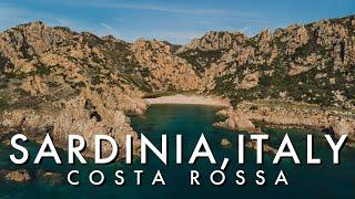 Sardegna - Sardinia North Coast (DJI Aerial 4K)