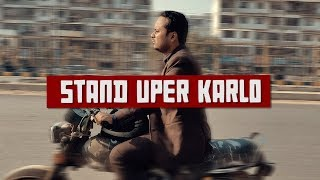 Stand Uper Karlo | Comedy Sketch | The Idiotz